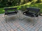 Knoll Wassily Chairs Original from 1970s (pair)
