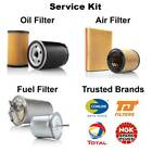Oil Air Fuel Filter Service Kit A2/23615 - ALL QUALITY BRANDED PRODUCTS