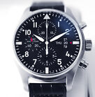 IWC Pilot Chronograph Ref 3777-01 yr. 2016 Box and Papers Included MINT Conditio