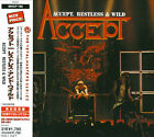 Accept - Restless & Wild CD DSD Mastering Japan Import (UDO) !