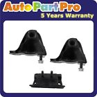 1987-1995 For Jeep Wrangler 4.2L Engine Motor & Trans Mount 2572*2 2628 3PCS Set