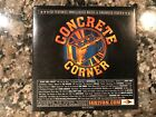 Concrete Corner Promo Cd! Cold/Shinedown/Hotwire/Black Label Society/Sweetooth