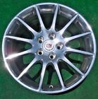 New Set 4 Genuine GM OEM Factory Cadillac CTS 18 in SPORT WHEELS STS Deville DTS