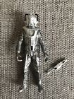 Doctor Who loose action figure Cyberman from Silver Nemesis