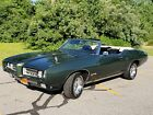 1969 Pontiac GTO REAL DEAL GTO 242 VIN  1969 PONTIAC GTO CONVERTIBLE REAL DEAL 242 GTO VIN 400 4 SPEED FULLY RESTORED