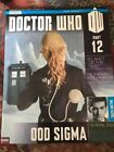 Eaglemoss Doctor Who Figurine Collection Magazine Only 12 Ood Sigma