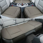 Breathable Car Cover Seat Protector Pu Leather Pad Mat Chair Cushion Universal