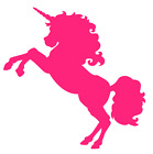 Unicorn Vinyl Decal Sticker Home Wall Cup Car Decor Choose Size Color