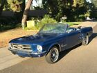 1967 Ford Mustang 1967 Mustang Convertible 289 v8 4 spd manual