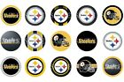 15 Pre Cut Pittsburgh Steelers 1 Inch Bottle Cap Images