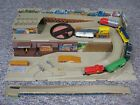 Vintage 1980s Hot Wheels Freight Yard Store  Go Train Set  access