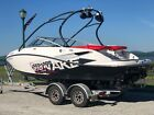 2010 Seadoo Wake 210 Jet Boat Supercharged 430 HP with Trailer Low Hours