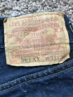 VTG 1995 Levis 501 Single Stitch BIG E Selvedge DENIM Jeans VALENCIA 555