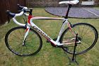 Cannondale Synapse Carbon 105 mens road bike 56cms