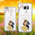 DISNEY BEAUTY AND THE BEAST CHERRY BLOSSOM   Phone Case Cover for iPhone Samsung