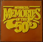Musical Memories Of The 50's LP Kitty Kallen, Buddy Holly, Bill Haley – PBR 0001