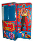 Mattel PULSAR Box for 12 Action Figure