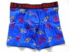 MENS AMERICAN EAGLE OUTFITTERS ATHLETIC TRUNK LONGER LENGHT BOXER SIZE M 32-34