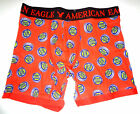 MENS AMERICAN EAGLE OUTFITTERS ATHLETIC TRUNK LONGER LENGTH BOXER SIZE S 29-31