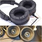 Super Thick Memory Pads For KOSS MV1 Over Ear Studio Headphone Cushion Earpads