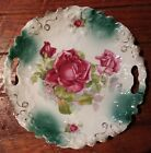 PS Germany Porcelain Painted Large Plate