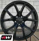 Dodge Durango Wheels 20 inch 20x9 Gloss Black Grand Cherokee SRT OE Replica Rims