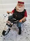 Clothtique POSSIBLE DREAMS HOLIDAY THUNDER 1999 Santa  IN BOX W TAGS
