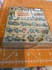HERO ARTS RUBBER STAMPS COUNTRY BORDERS NEW 6 STAMPS