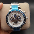 Casio Edifice 554 series Blue for mens wrist watch