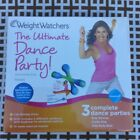 Weight Watchers Ultimate Dance Party DVD set with Firming Sticks NEW