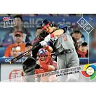 2017 Topps Now World Baseball Classic Cards - USA Autographs 3