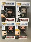 FUNKO POP Thor The Dark World Set MARVEL Hot Topic Exclusive Loki Elf Helmet