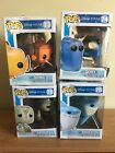 Funko Pop Disney Pixar Finding Nemo SET 73 Nemo 74 Dory 75 Crush 76 Bruce RARE