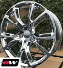 Jeep Grand Cherokee 9113 OE Factory Replica Wheels 20 inch Chrome 20x9 Rims