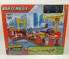 Matchbox Adventure Links Play set Construction Zone with Vehicle