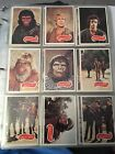 1967 Topps Planet Of The Apes Near Complete Set EX Condition! + 1 Wrapper!!