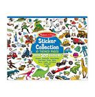 Sticker Collection Book Dinosaurs Vehicles Space 500pic Stickers laptpo door new