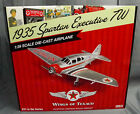 New Wings of Texaco Die-Cast 1935 Spartan Executive 7W Airplane #21 CP7078