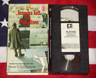Playtime VHS 1967 Jacques Tati French Comedy Film Classic Rare