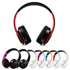 Folding Wireless Headset Bluetooth Headse Bilateral Stereo For IPhone Samsung