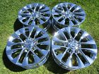 18 4 BRAND NEW LEXUS GX460 OEM CHROME WHEELS RIMS 74297