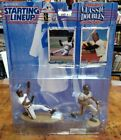 1997 STARTING LINEUP CLASSIC DOUBLES ,BARRY BONDS- BOBBY BONDS-FROM KENNER-NEW