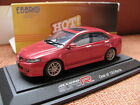 1 43 EBBRO Honda Accord Euro R red diecast