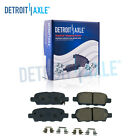 Rear Ceramic Brake Pads for Nissan Leaf Maxima Altima Infiniti EX35 FX45 G35 M45