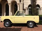 1966 Ford Bronco Base 1966 FORD BRONCO first month of production