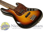 Fender 2011 American Vintage '62 Jazz Bass 3 Knob Used  FREE Shipping