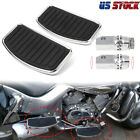 Motorcycle Rear Passenger Foot Peg Footboards Floorboards For Honda Shadow ACE