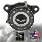 Skull Air Cleaner Intake Filter System Kit For HD Sportster XL 883 1200 04 15 US