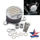 Chrome Air Cleaner Filter for Harley Sportster XL883 1200 iron883 88 2018 US