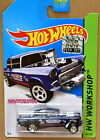 HOT WHEELS 2014 SUPER TREASURE HUNT 55 CHEVY BEL AIR GASSER FACTORY SEALED W+